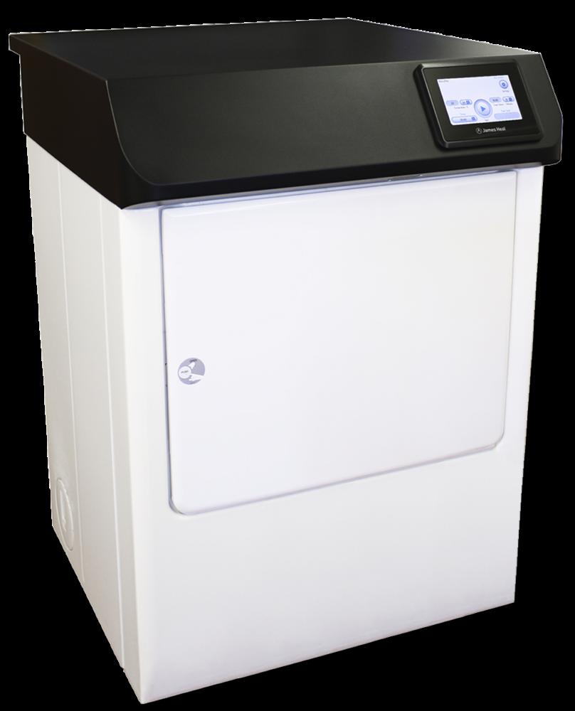James Heal standardised tumble dryer for textile testing full instrument