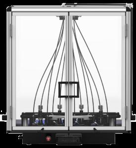 Elastabrasion abrasion tester for elastomer testing