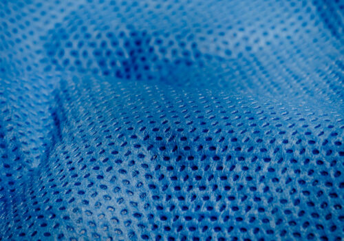 Synthetic material - textile testing