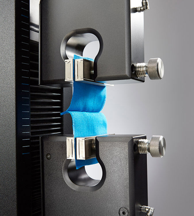 pneumatic grips for tensile testing