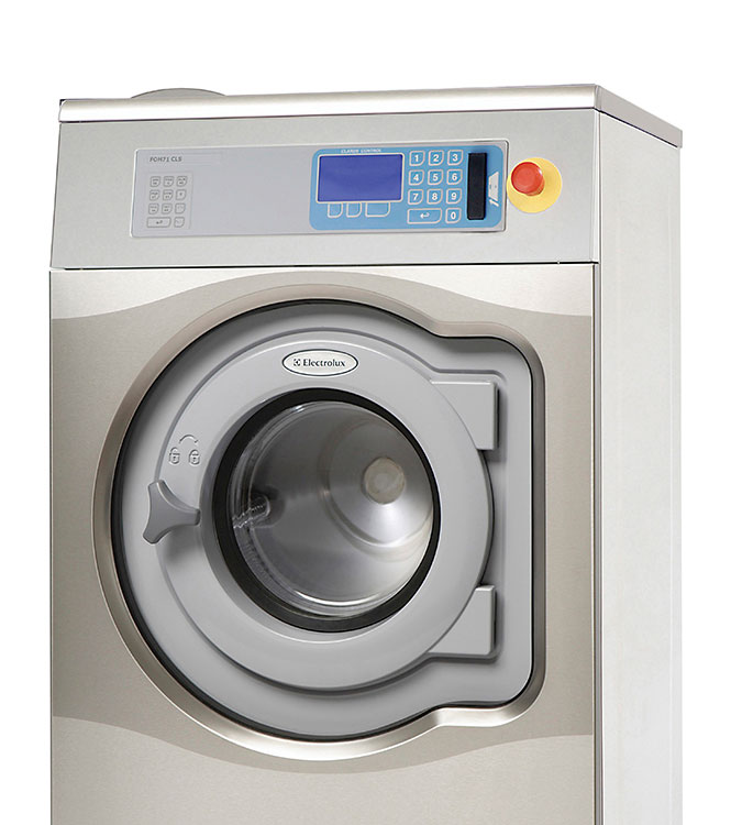 James Heal Wascator standardised washing machine for textile testing