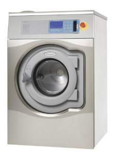 Wascator standardised european washing machine full instrument