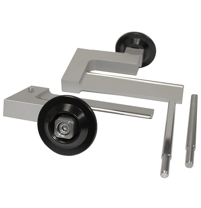 T21 C-Clamps for use on Titan universal strength tester