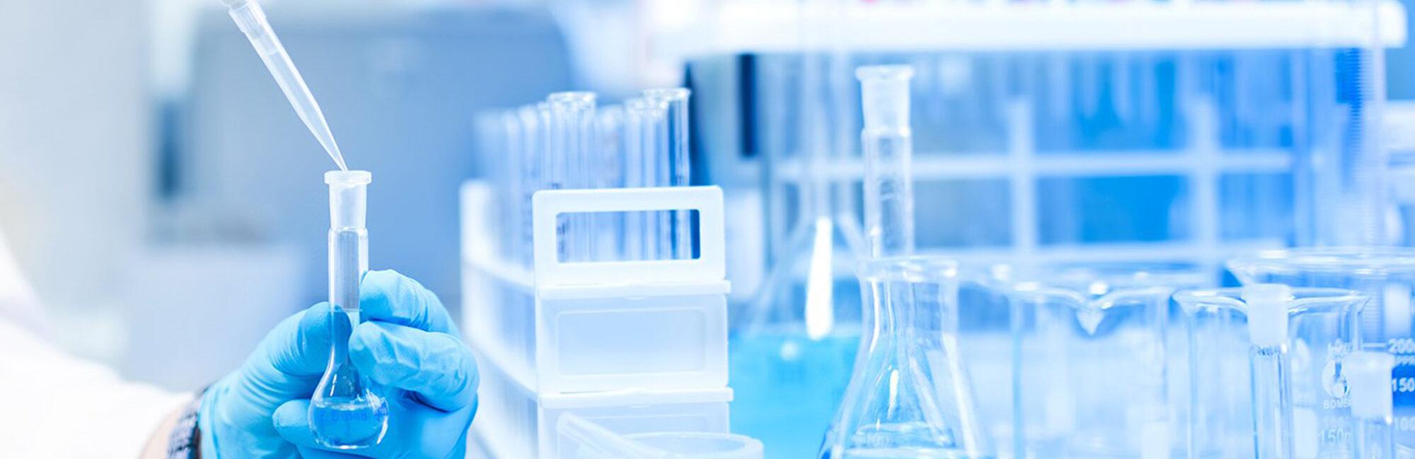 Azolabs laboratory setting