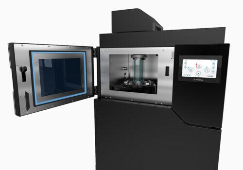 TruFade light fastness tester open chamber