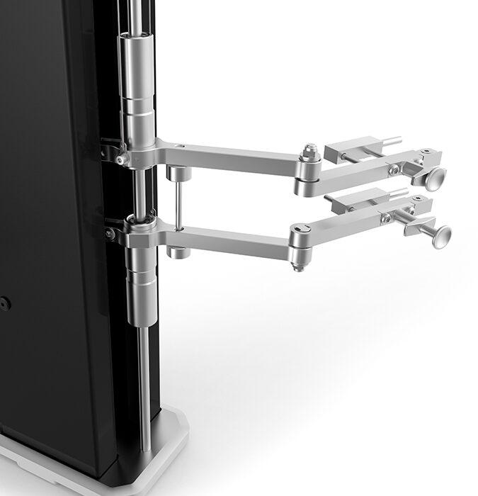 titan extensometer for precise testing