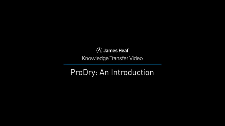 ProDry dry rate tester introduction video
