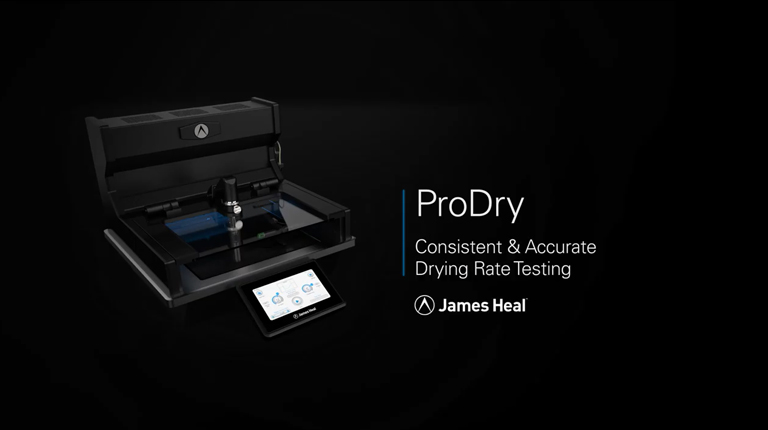 ProDry dry rate tester product video
