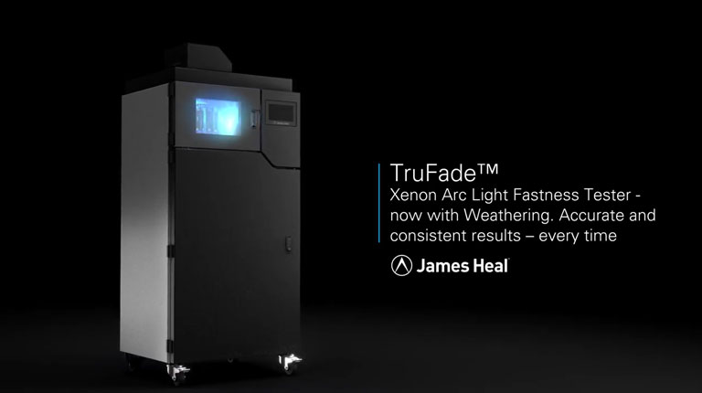 TruFade light fastness tester product video