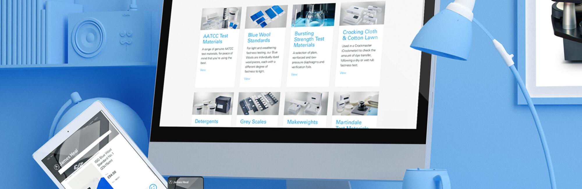 online test materials shop