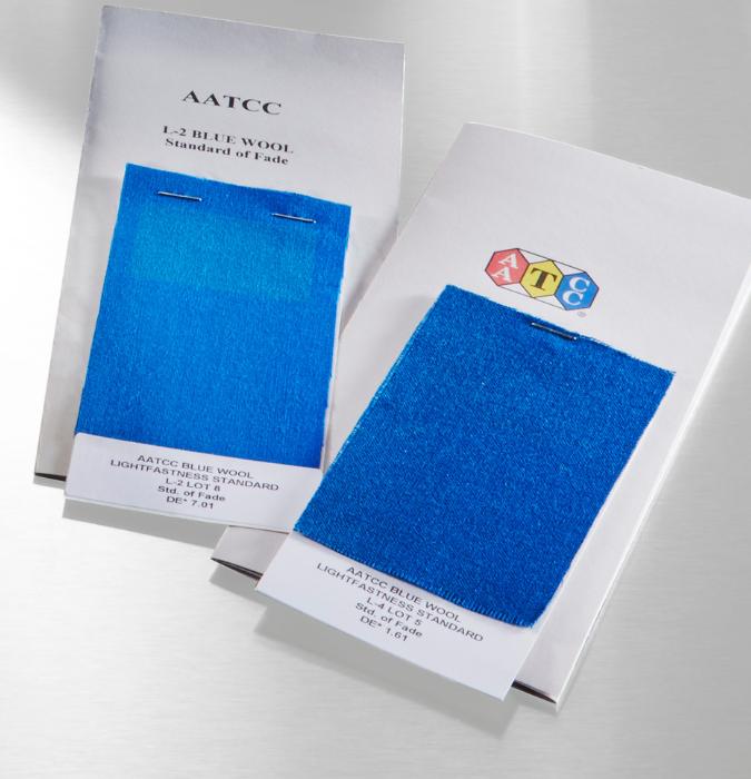 AATCC Blue Wools