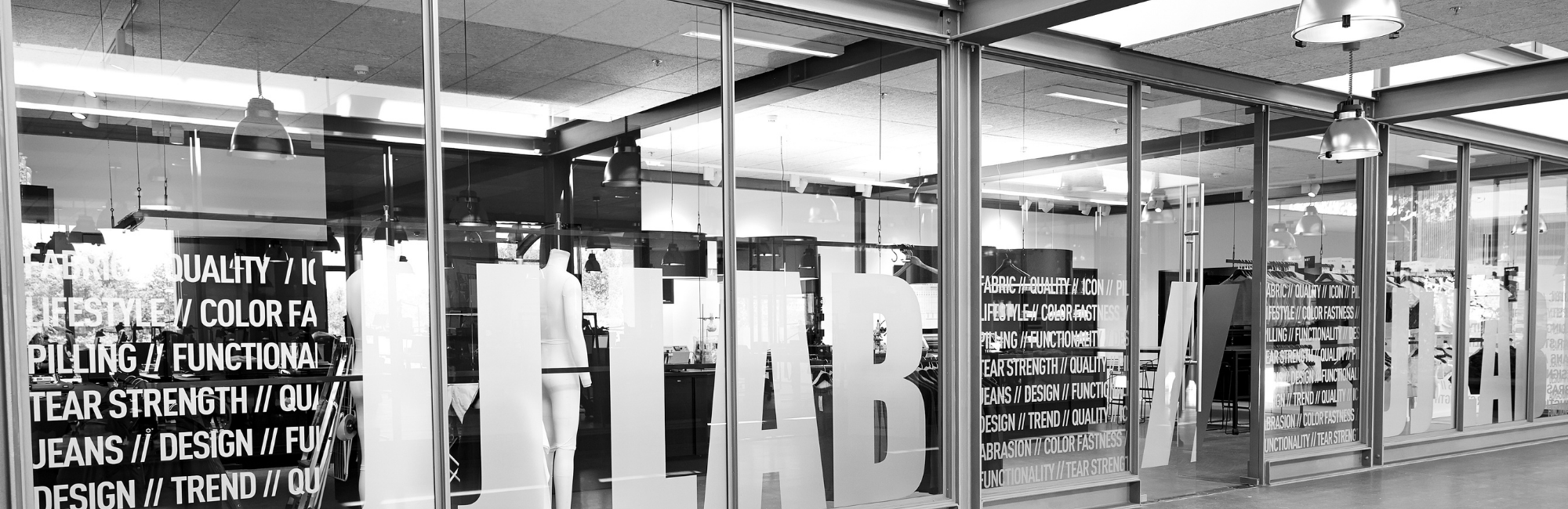 Jack&Jones lab in Denmark